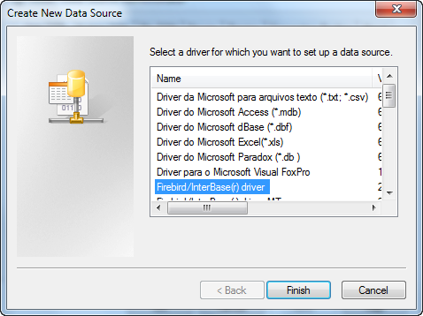 Visual Basic Odbc Driver Manager Data Source Name Not Found