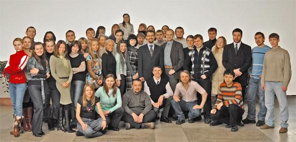 Palex team photo