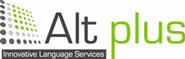 ALT PLUS logo